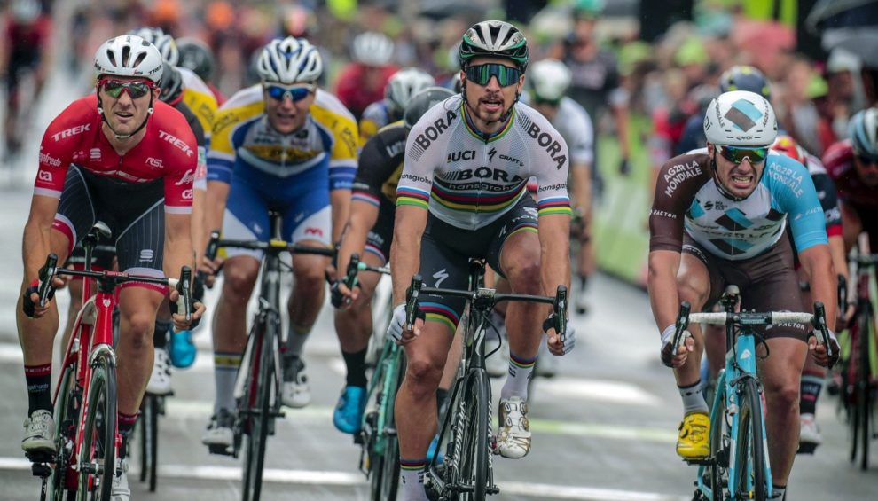 Peter Sagan vince ad Ardooie © Bettiniphoto