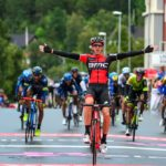 Incontenibile Dylan Teuns: sua la prima tappa dell'Arctic Race of Norway, 3° Pasqualon