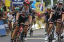 Alberto Rui Costa impegnato al Tour de Pologne © Bettiniphoto