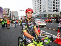 Jon Aberasturi al Tour of Japan © Team UKYO