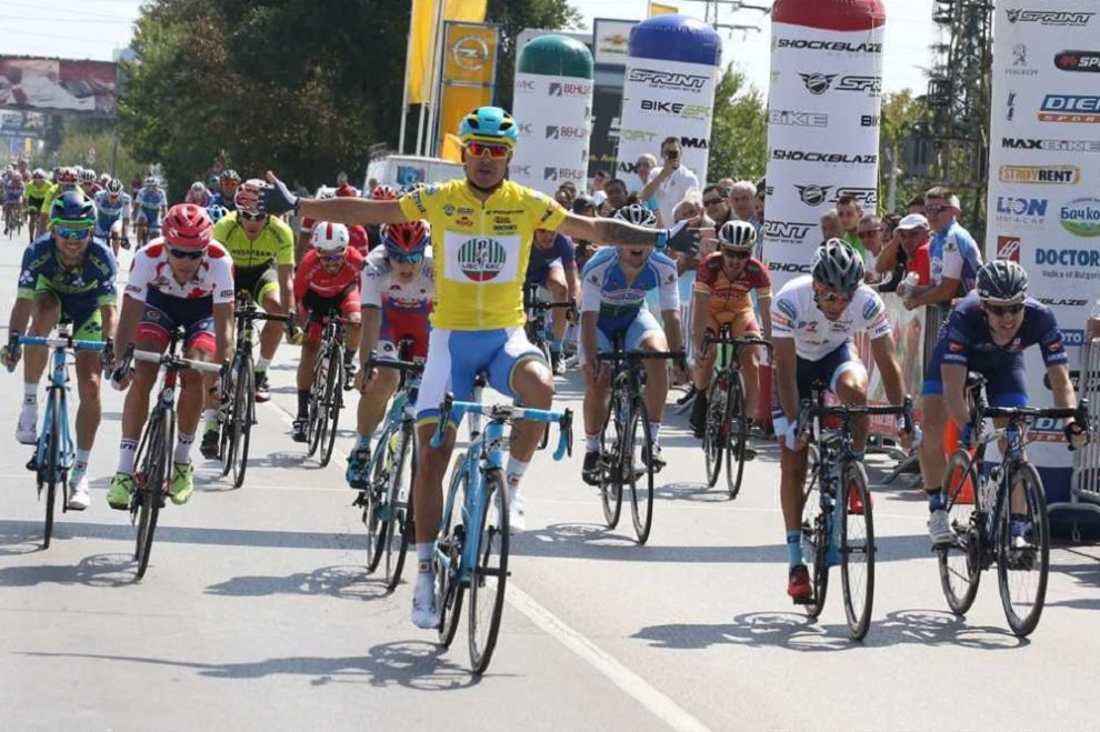 Vitaliy Buts vince l'ultima tappa del Tour of Bulgaria South © Tour of Bulgaria