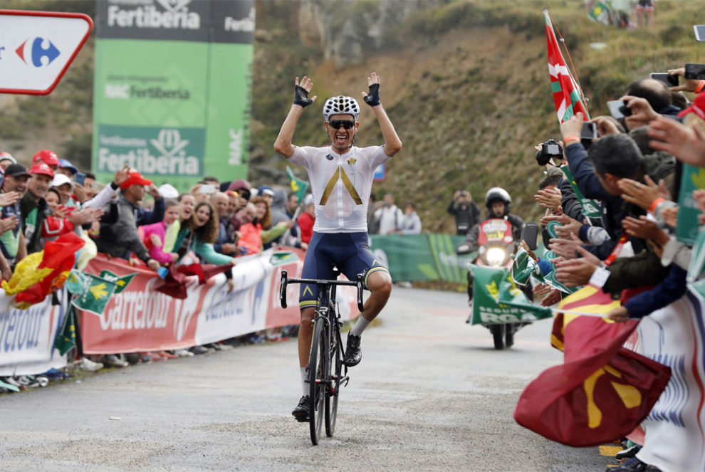 Stefan Denifl vince a Los Machucos © Bettiniphoto