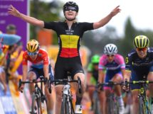 Nel 2017 Jolien D'Hoore ha vinto anche al Ladies Tour of Norway © TDWsport
