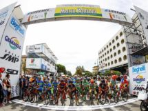La partenza del Memorial Marco Pantani 2016 © Bettiniphoto