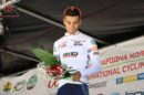 Nicolas Tivani in maglia bianca al Tour of Bulgaria © Tour of Bulgaria