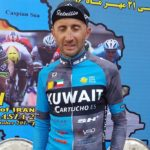 Tour of Iran, a Tabriz è festa italiana: l'eterno Rebellin batte Toffali in uno sprint a due