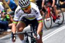 Peter Sagan impegnato al Tour Down Under 2017 © Bettiniphoto