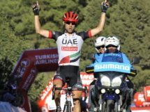 Diego Ulissi vince a Selçuk © Brian Hodes/VeloImages