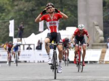Tim Wellens vince la quarta tappa del Tour of Guangxi 2017 © Bettiniphoto