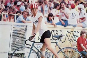 "Dennis Christopher nel film Breaking Away (in Italia ""All American Boys"") © Amazon"