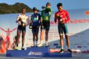 I vincitori delle maglie al Tour of Quanzhou Bay © BIKE Channel Canyon