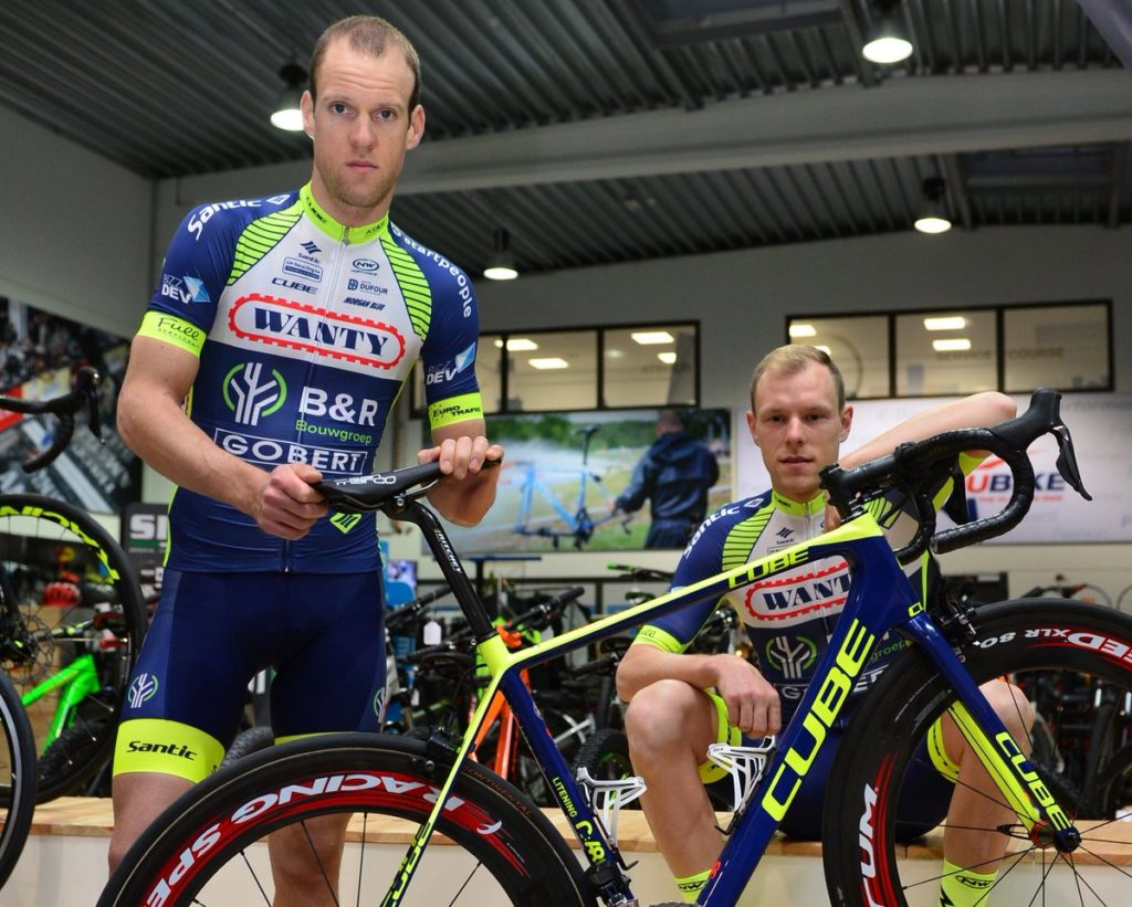 La bicicletta della Wanty-Groupe Gobert © Wanty-Groupe Gobert