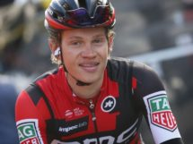 Floris Gerts in maglia BMC Racing Team © Roompot-Nederlandse Loterij
