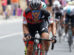 Il momento dell'attacco di Richie Porte a Willunga Hill © Santos Tour Down Under
