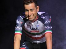 Fabio Aru in maglia UAE Team Emirates © Bettiniphoto