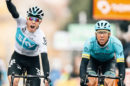 David De La Cruz batte Omar Fraile a Nizza © Team Sky