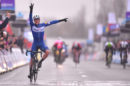 Yves Lampaert fa il segno di 2: come le Dwars door Vlaanderen che ha vinto consecutivamente © Quick-Step Floors - Getty Images