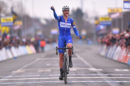 L'arrivo vincente di Niki Terpstra alla E3 Harelbeke 2018 © Quick-Step Floors - Getty Images