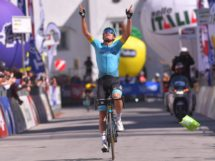 Luis León Sánchez vince a Lienz al Tour of the Alps © Tim de Waele