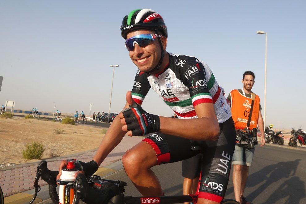 Fabio Aru all'Abu Dhabi Tour 2018 © Bettiniphoto - Roberto Bettini