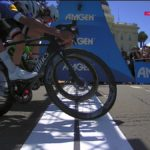 Tour of California, colpo di reni perfetto per Gaviria su Walscheid. Generale a Bernal