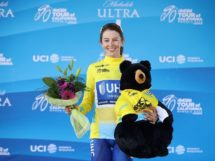 Katie Hall ha conquistato il Tour of California © Getty Images