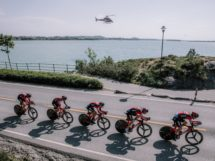 Il BMC Racing Team impegnato alla Hammer Series © Jojo Harper - BMC Racing Team