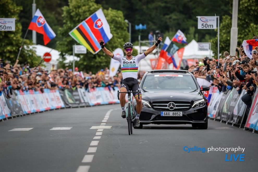 Peter Sagan domina il campionato slovacco in linea © Cycling Photography Live