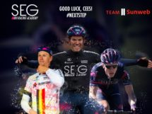 Cees Bol pronto al salto nel World Tour © SEG Racing Academy
