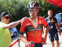 Sonny Colbrelli impegnato al Tour de France 2018 © Team Bahrain-Merida - Bettiniphoto
