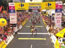 Pascal Ackermann vince ancora in Polonia © Twitter