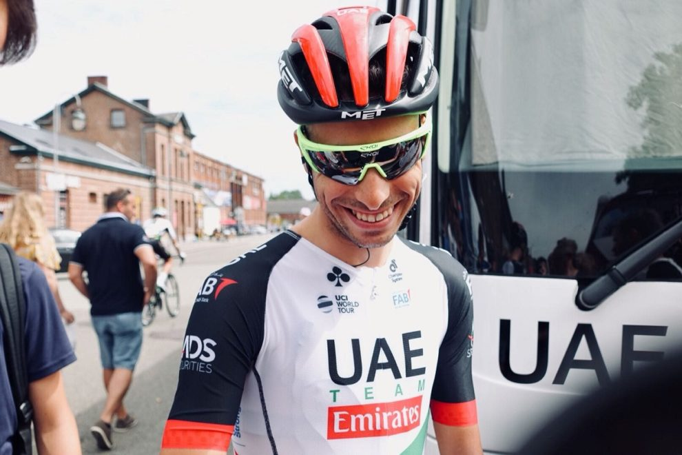 Fabio Aru © UAE Team Emirates