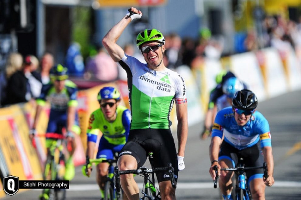 Edvald Boasson Hagen vince al Tour of Norway © Stiehl Photography