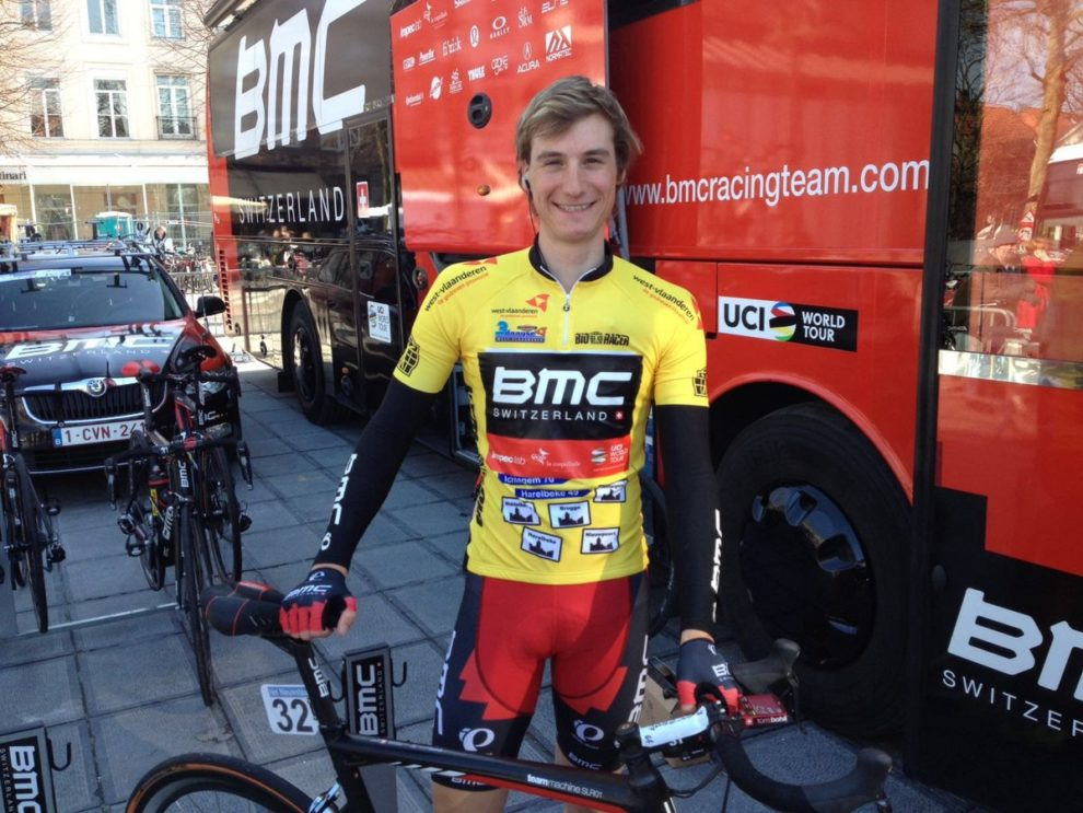 Tom Bohli © BMC Racing Team