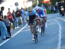 Remco Evenepoel attacca e vince a Innsbruck © Bettiniphoto