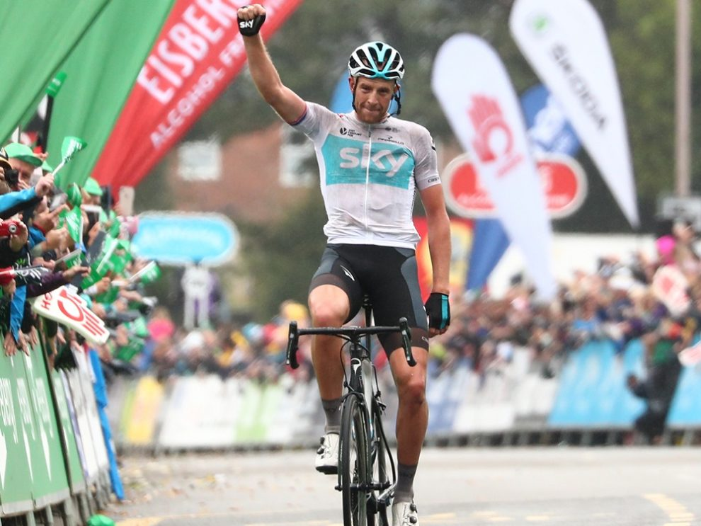 Ian Stannard torna al successo al Tour of Britain © Tour of Britain