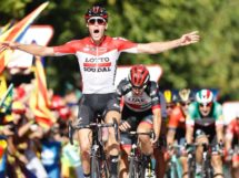 Jelle Wallays vince a Lleida © Photo Gómez Sport