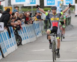 Vincent Baestaens si impone all'EKZ Cross Tour ad Aigle © EKZ Cross Tour