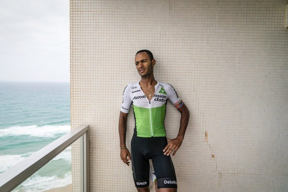 Natnael Berhane © Team Dimension Data - Scott Mitchell