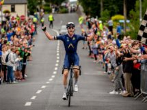 Conor Dunne conquista il campionato irlandese © Israel Cycling Academy