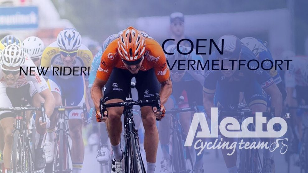 Coen Vermeltfoort © Alecto Cycling Team