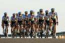 I corridori della Dimension Data Continental in allenamento © Team Dimenson Data