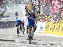 Julian Alaphilippe vince in Colombia © Getty Images - Tim de Waele