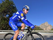 Fabio Jakobsen in allenamento © Getty Images - Tim de Waele