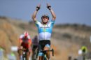 Alexey Lutsenko conquista la terza tappa del Tour of Oman © Getty Images