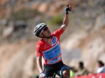 Alexey Lutsenko vince ancora al Tour of Oman © Getty Images