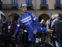Julian Alaphilippe alla Itzulia Basque Country © Getty Images