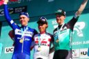 Il podio dell'ultima tappa © Tour of Turkey