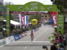 Fausto Masnada vince a Baselga di Piné al Tour of the Alps