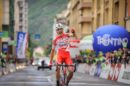 Fausto Masnada conquista l'ultima tappa del Tour of the Alps © Pentaphoto